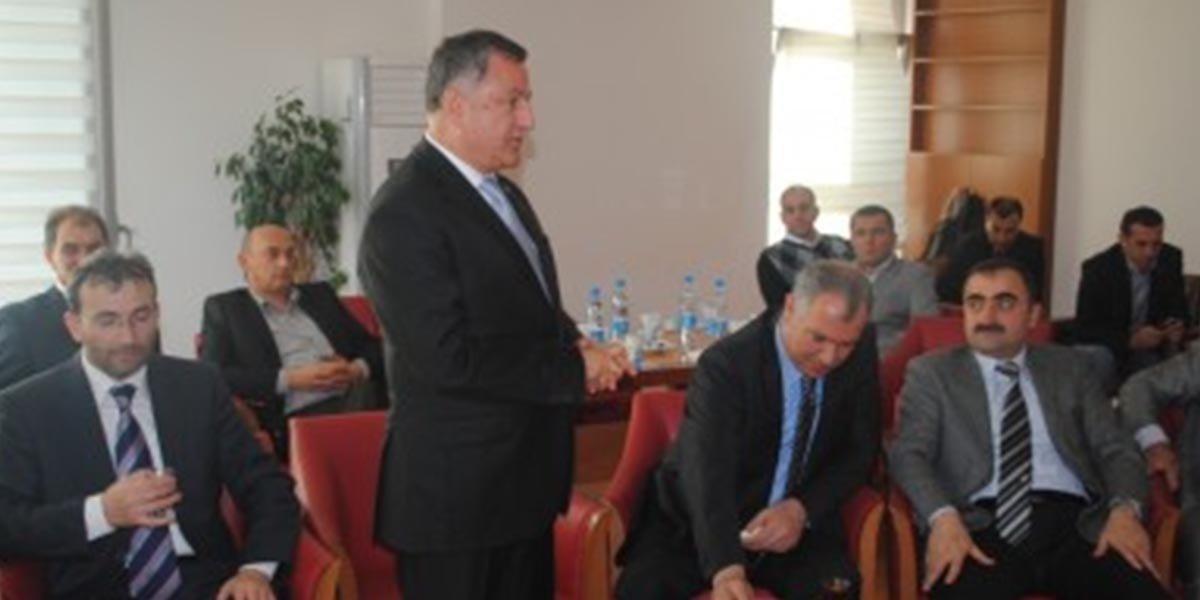 Bayramlaşma Töreni 2011-1