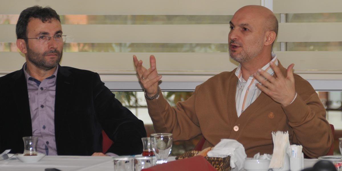 Konuk:MÜSİAD Başkanı Ömer Cihad Vardan-0