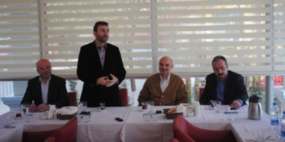 Konuk:MÜSİAD Başkanı Ömer Cihad Vardan-2