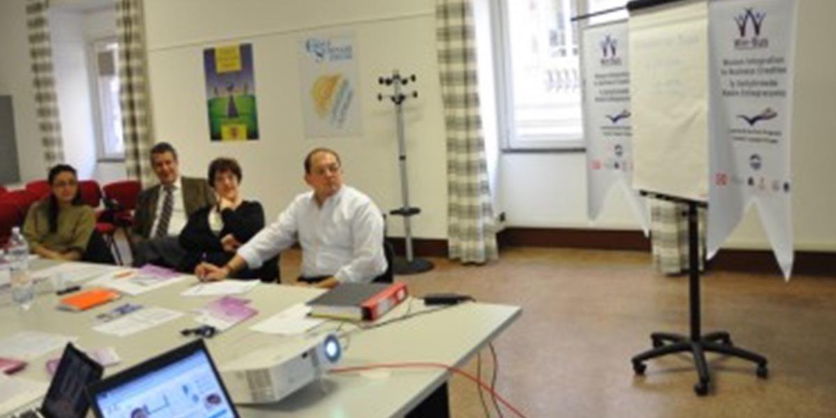 Yurtdışı Toplantı 2011-2
