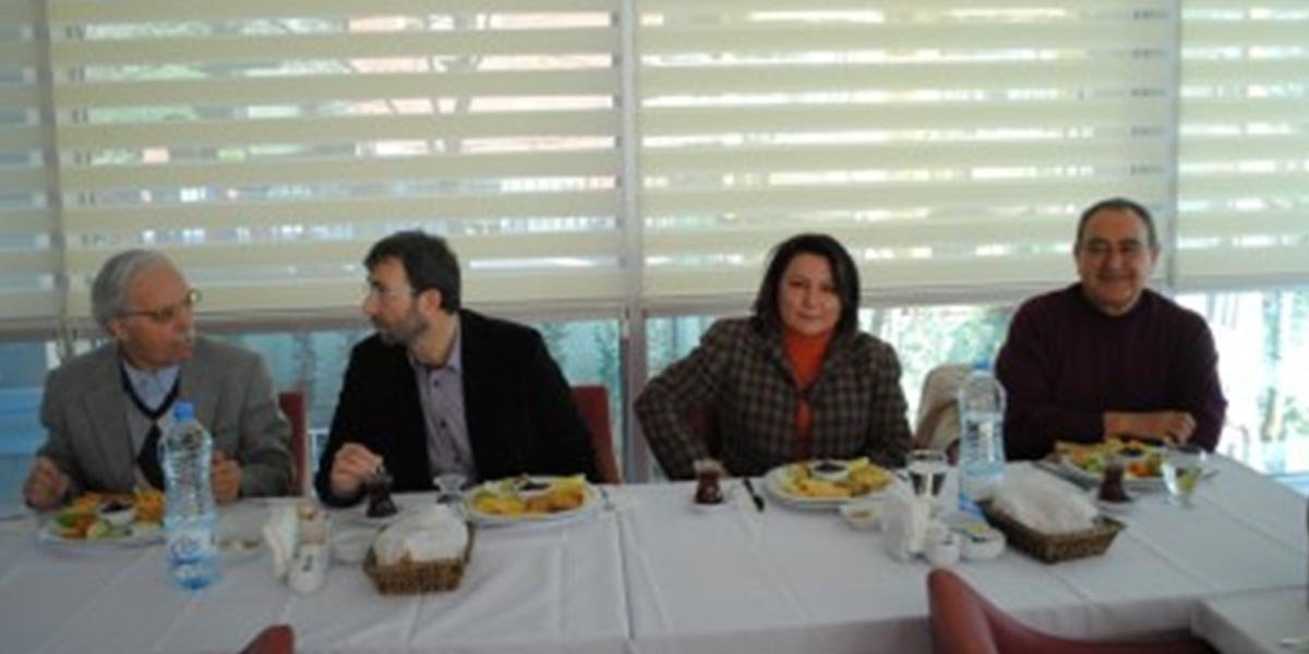 Ev sahipliğini Mehmet OĞUZ'un yaptığı gelenekselleşen Onur Kurulu Kahvaltımız-1