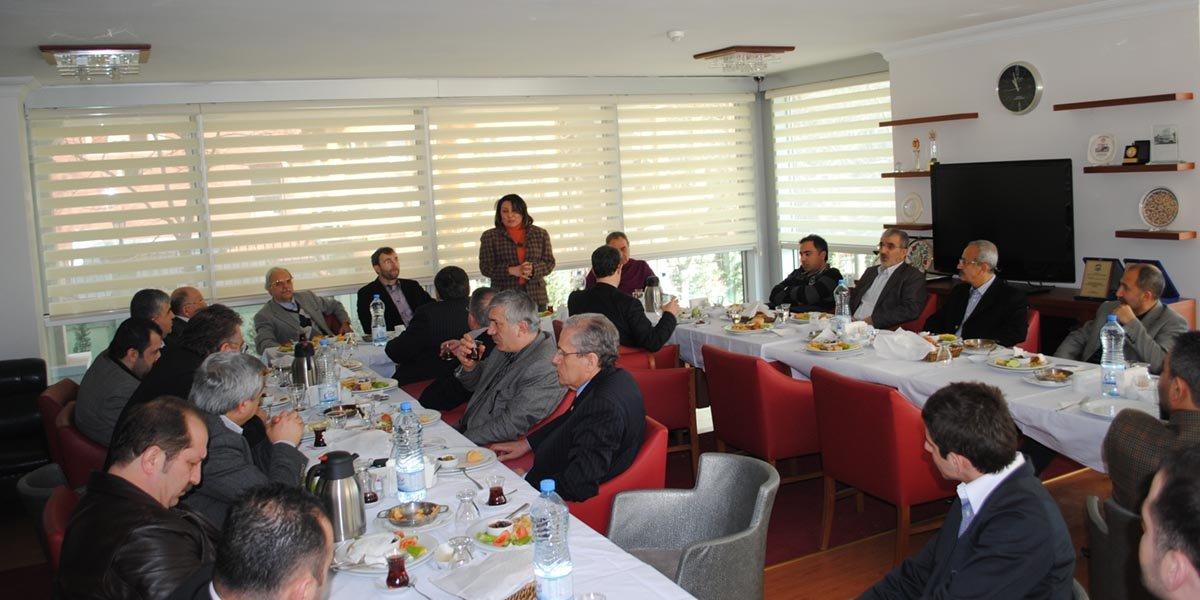 Ev sahipliğini Mehmet OĞUZ'un yaptığı gelenekselleşen Onur Kurulu Kahvaltımız-0
