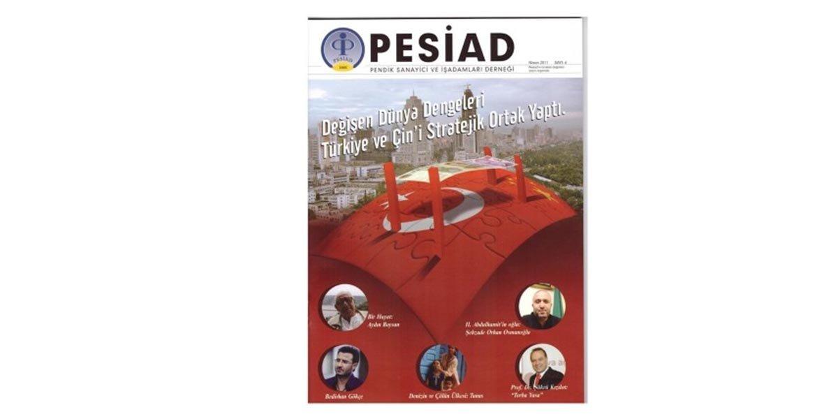 PESİAD İş Dünyası Sayı 6-1