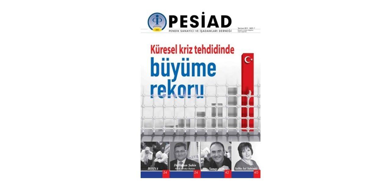 PESİAD İş Dünyası Sayı 7-1