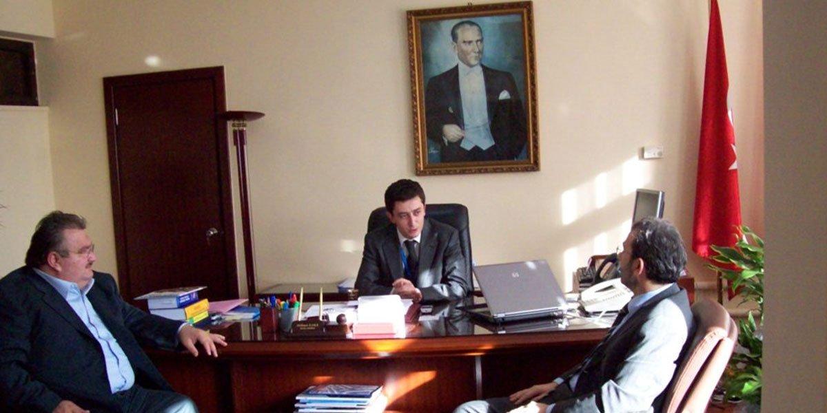 Pendik SGK Yeni Müdürü Mehmet KARA Ziyaretimiz-0