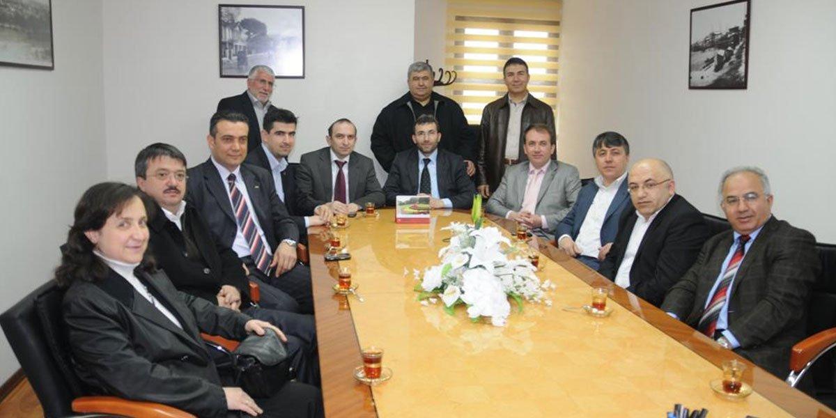 Adalet ve Kalkınma Partisi Pendik İlçe Başkanı TURGAY KILIÇın ziyareti-0