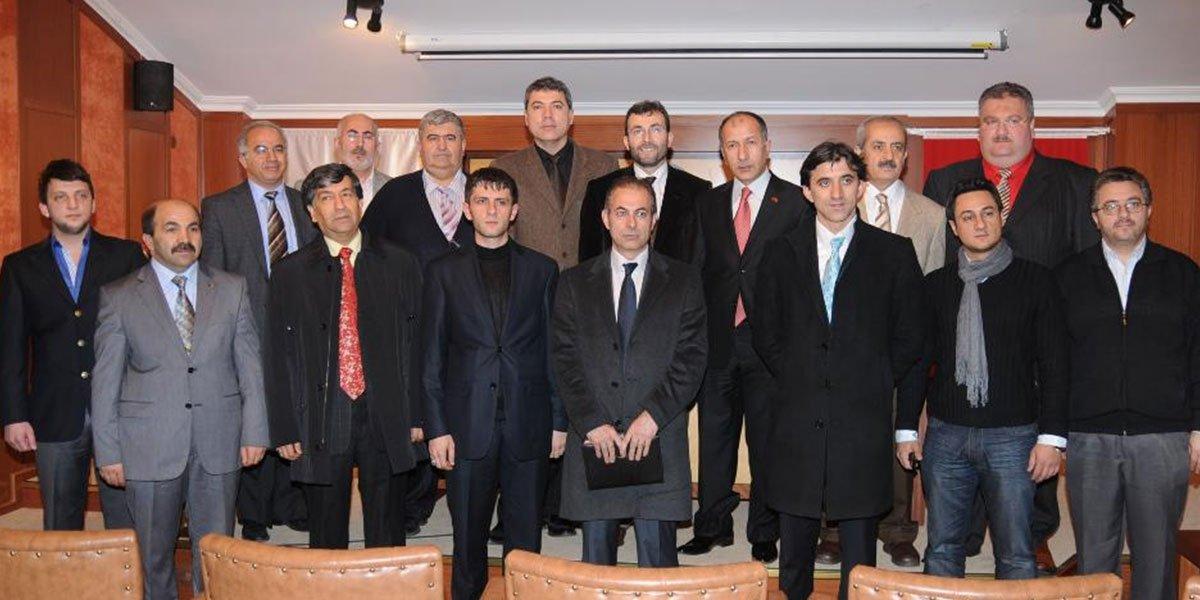 MHP İstanbul İl Başkanı İhsan BARUTÇU Ziyareti-0