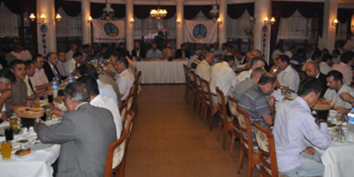 Geleneksel İftar Programı 2009-1