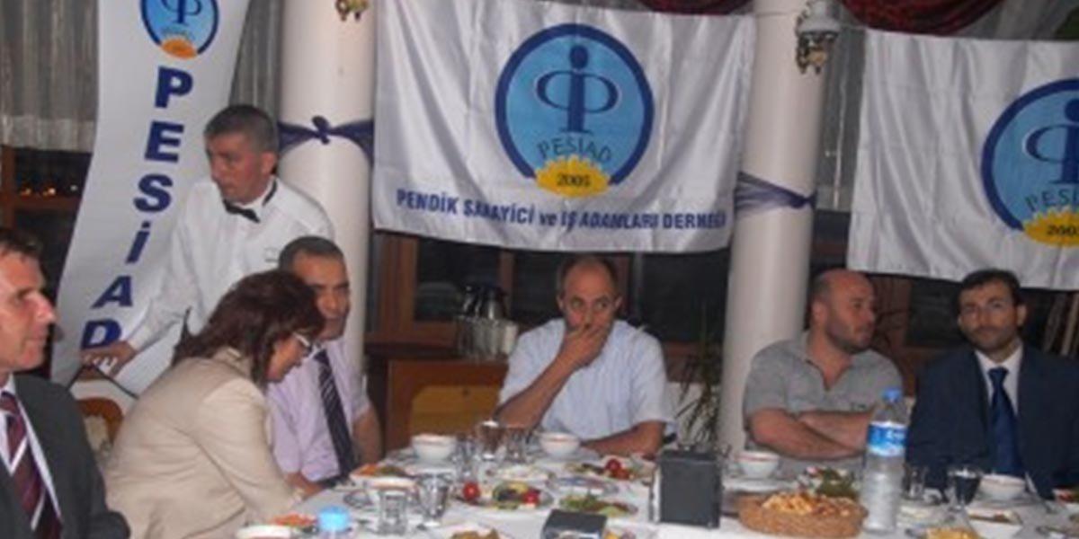 Geleneksel İftar Programı 2008-0