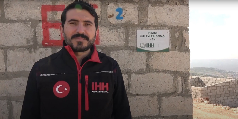 İdlib'e Yardım Projemiz