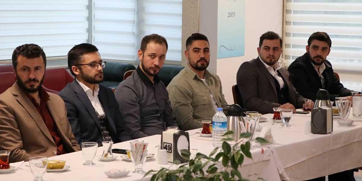 PESİAD ve Genç PESİAD Olarak Yeni Yönetim Kurulu Üyelerimizle Beraber Ortak İlk Yönetim Kurulu Toplantımızı Gerçekleştirdik-2