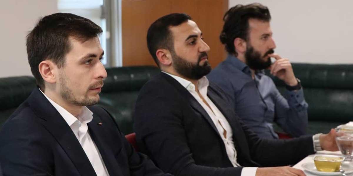 PESİAD ve Genç PESİAD Olarak Yeni Yönetim Kurulu Üyelerimizle Beraber Ortak İlk Yönetim Kurulu Toplantımızı Gerçekleştirdik-5
