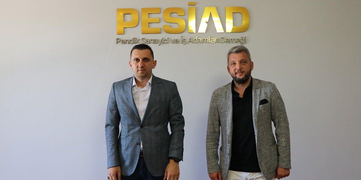 Koca Yusuf Anadolu İmam Hatip Lisesi Spor Proje Okulu Müdürü Mehmet ÇAKIR Derneğimizi Ziyaret Etti-0