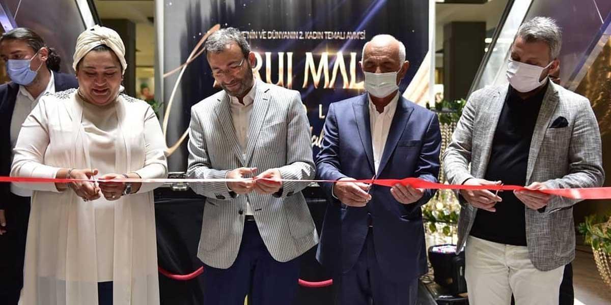Zeruj Mall Anatolia'nın Açılışını Gerçekleştirdik-0