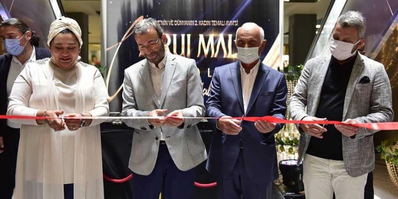 Zeruj Mall Anatolia'nın Açılışını Gerçekleştirdik