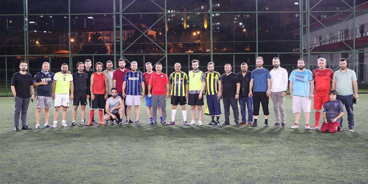 Yönetim Kurulu Üyelerimizin Karşı Karşıya Geldiği Futbol Müsabakası-0