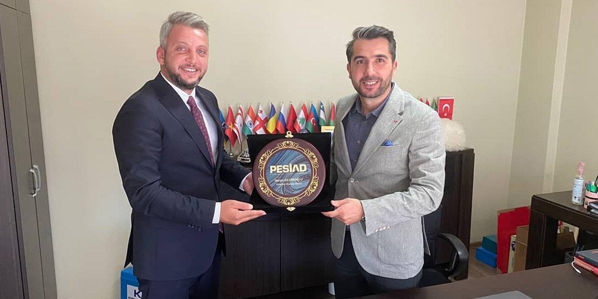 Gedikoğlu Makina Firma Yöneticisi Harun Gedikoğlu'nu Ziyaret Ettik-0