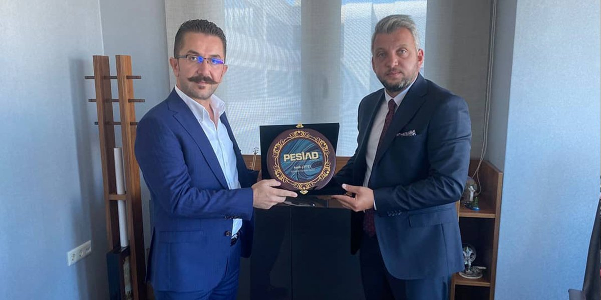 Neziroğlu İnşaat Firma Yöneticisi Fatih Çiftçi'yi Ziyaret Ettik-0