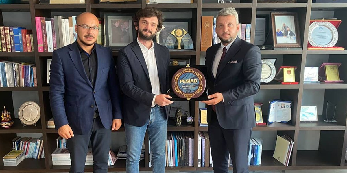 DKY İnşaat Firma Yöneticisi İbrahim Aykut Dumankaya'yı Ziyaret Ettik-0