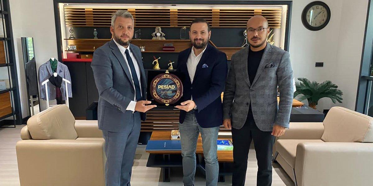 Siltaş Yapı Firma Yöneticisi Murat Özdemir'i Ziyaret Ettik-0