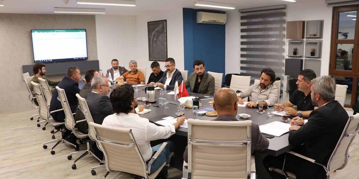 Yeni Sezonumuzun İlk Yönetim Kurulu Toplantısını Gerçekleştirdik-0